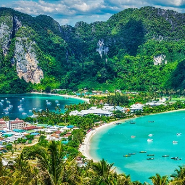 Popular Islands of Phuket Thailand